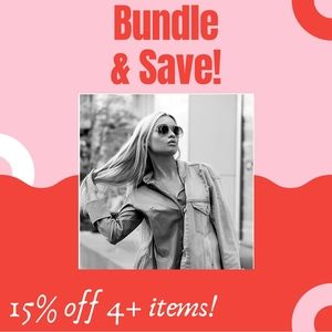 Tops - Bundle & Save!